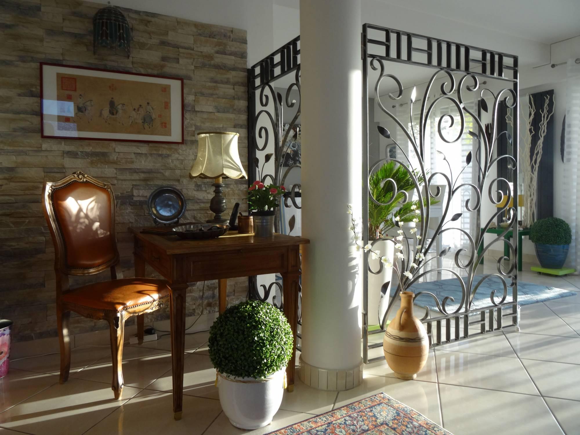 grille fer forg mod le ada ferronnerie hy res var la ferronhyeres. Black Bedroom Furniture Sets. Home Design Ideas