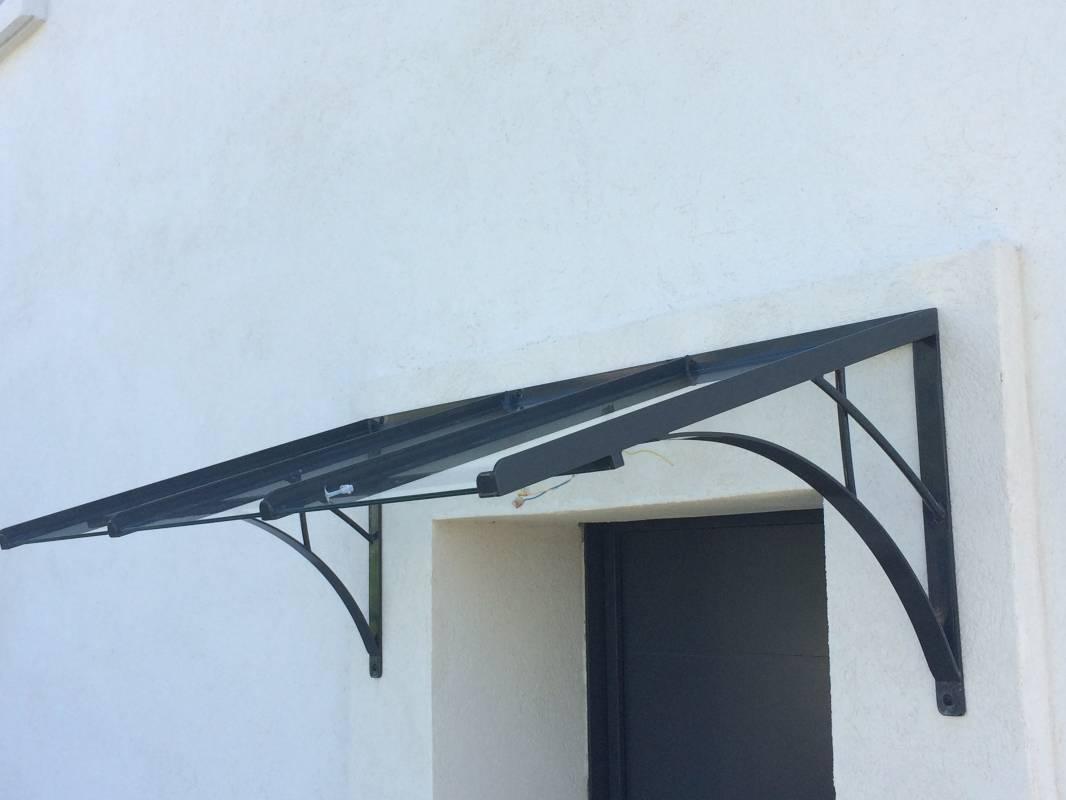 Ferronnerie devis pour pergolas design en fer forg e for Model de marquise